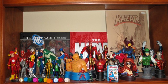 Superhero Shrine 2011