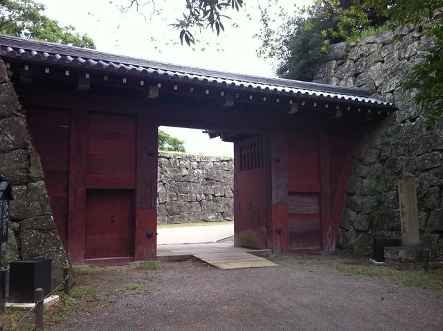 追廻門の写真