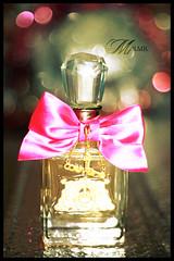 أُحبّڪ  بِقَدْر الأَمَان الذِّي يَمنَحُني إِيّاه وُجُودُڪَ ..♥ (●●αṃôřα«~) Tags: juicy couture عطر احبك شكر جوسي كوتور