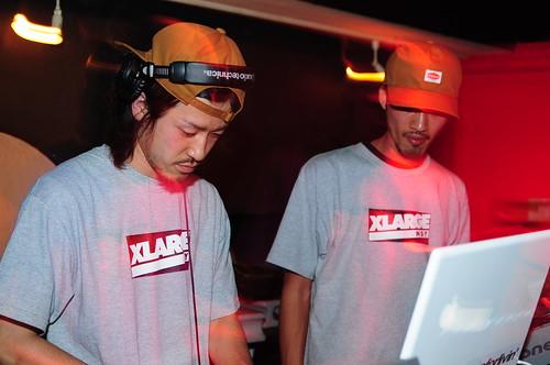 show & TATSUYA