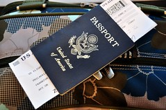Philadelphia International Airport (VT_Professor) Tags: travel philadelphia germany airport frankfurt luggage passport rothenburgobdertauber