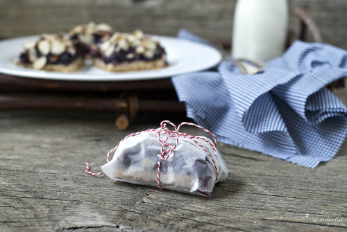 BlueberryAlmondBars_Wrapped