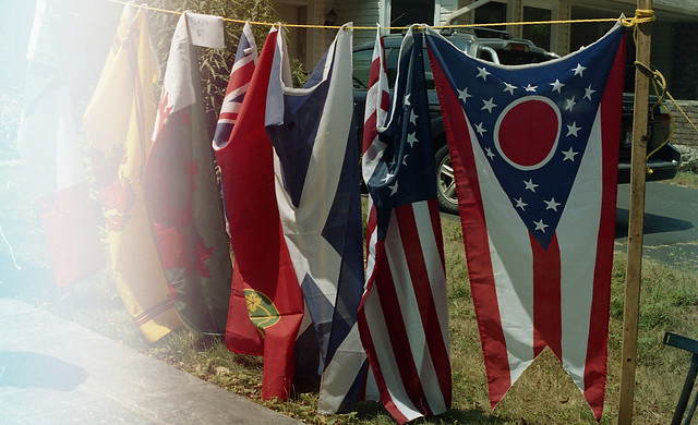 Garage Sale Flags