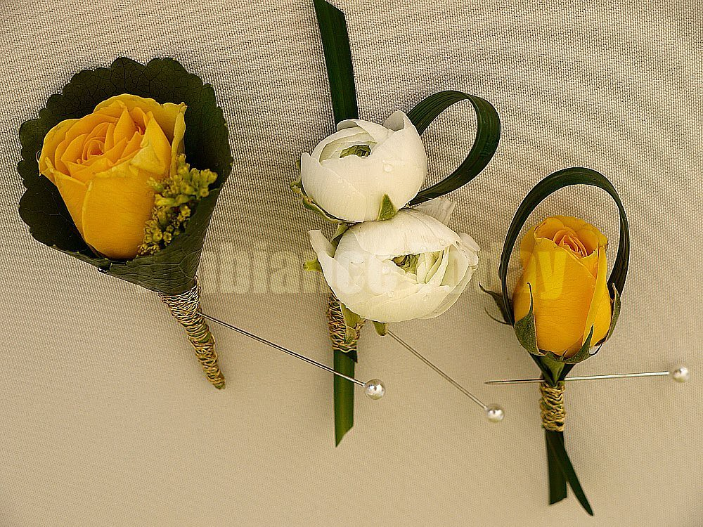 Afbeelding 083 - Boutonnieres