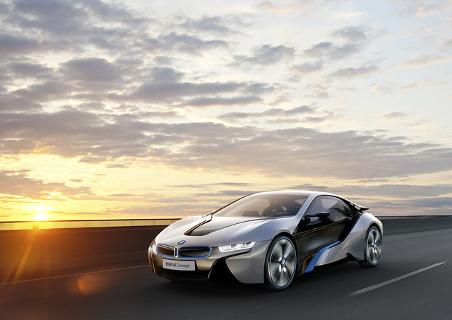 BMW i Concepts