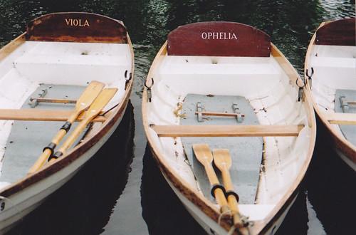 viola, ophelia.