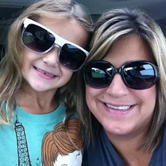 Mommy Daughter shopping day!