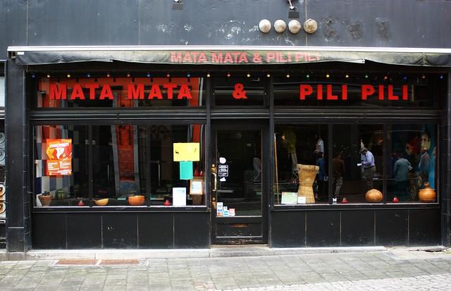 MATA MATA & PILI PILI