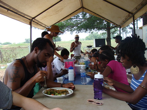 Sharing and Eating