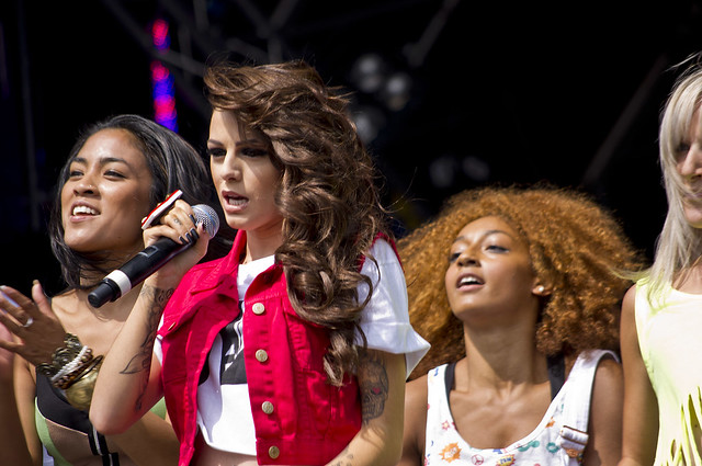 Cher Lloyd - Party in the Park, Leeds