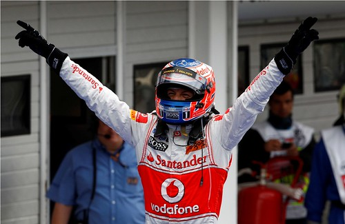 Jenson Buttom vence GP da Hungria 2011
