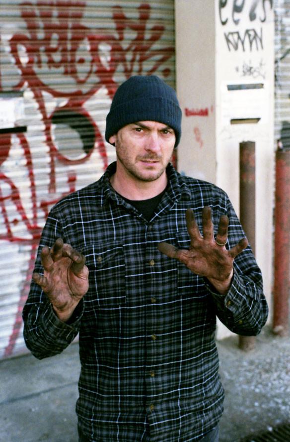 steve's hands