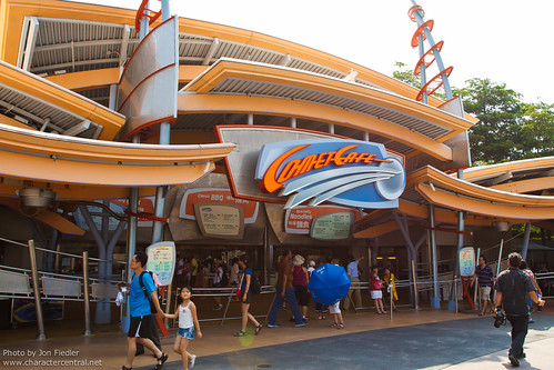 HKDL July 2011 - Wandering through Tomorrowland
