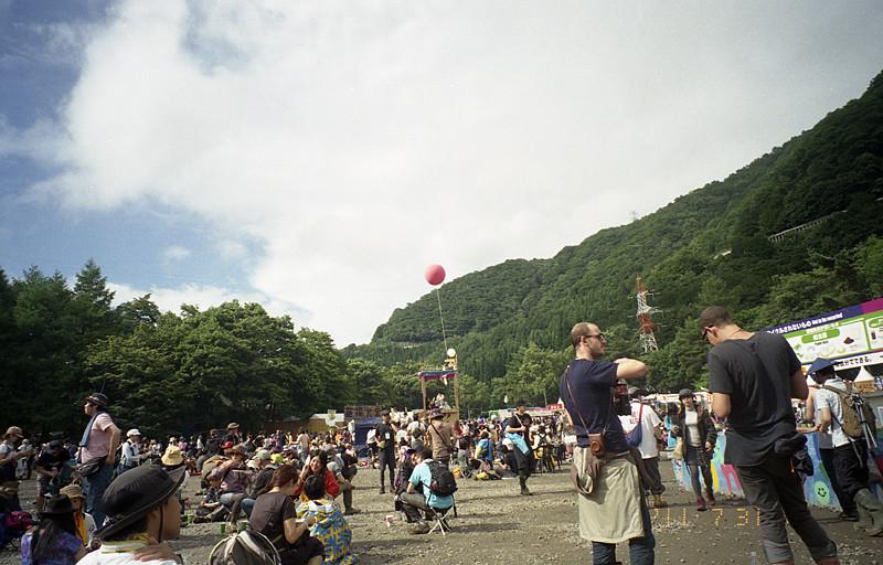 フジロック 2011