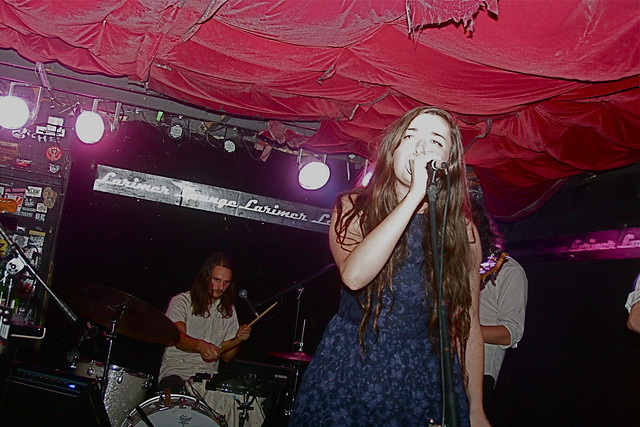 CULTS ::: Larimer Lounge ::: 08.01.01