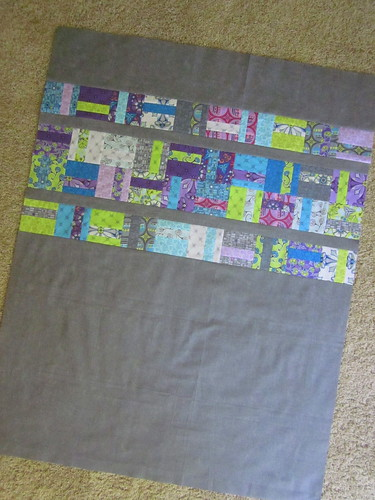 Kingdom Quilt - top b