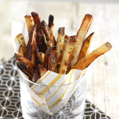 San Francisco Garlic Fries