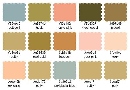 friday palette