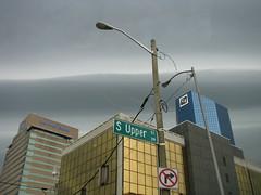 Storm Clouds - Lexington, Ky. (kaintuckeean) Tags: cloud weather lexington kentucky fayette meteorology fayettecounty shelfcloud