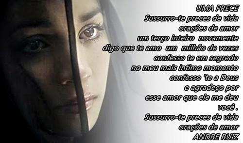 UMA PRECE by amigos do poeta
