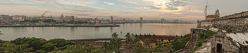 Bahia Habana Panorama........Cuba by Rey Cuba