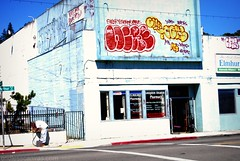 WIRE, CEKS Graffiti - Oakland, CA (EndlessCanvas.com) Tags: graffiti wire amc bombs atb rane fills 640 throws ceks swerv seper