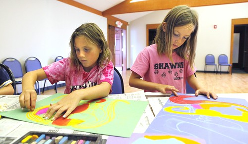 Young Rembrandts Enchanted Academy Summer Art Workshop