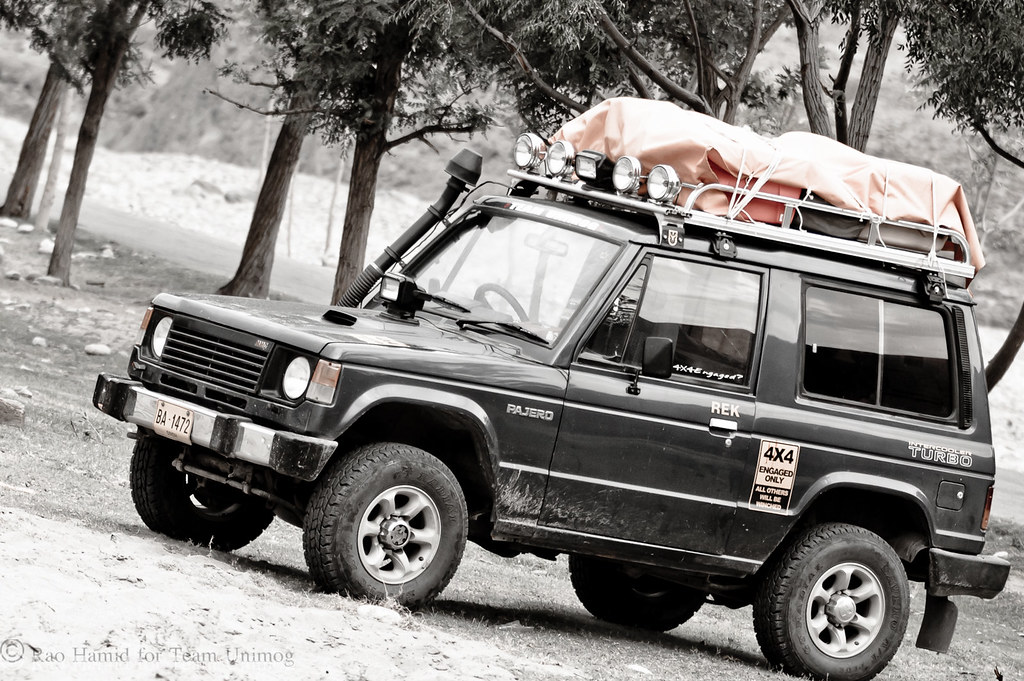 Team Unimog Punga 2011: Solitude at Altitude - 6011251086 f184acfc6a b