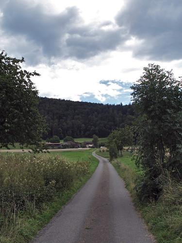 Glace de la Ferme, Jura, Switzerland