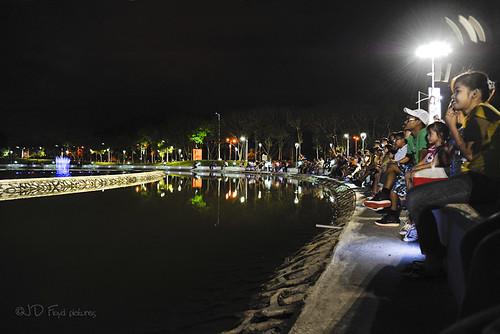 Perdana Park visitors800
