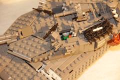 top (Tyler TJM) Tags: tank lego military mbt brickarms