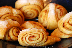 Cinnamon and Cardamom Buns