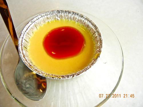DSCN1853 Caramel custard