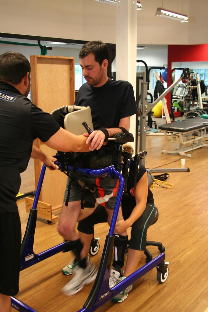 spastic quadriplegia exercises to lose weight