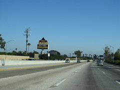 I-605, Hawaiian Gardens, California