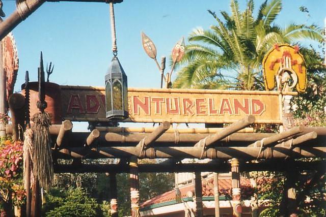 Adventureland Marquee