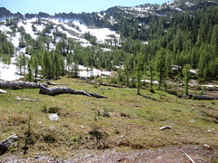 Castle Creek basin