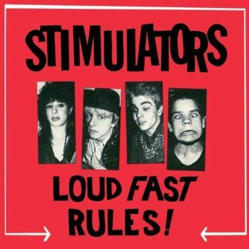 Stimulators' First and Only ALbum