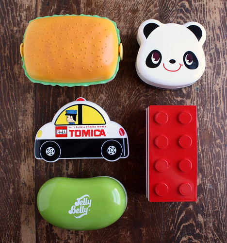 Bento Boxes -- Novelty