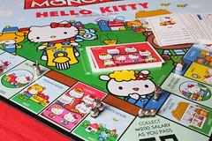 Hello Kitty Monopoly Boardgame (Jay Tilston) Tags: hello game toy board kitty sanrio monopoly boardgame