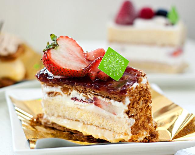 Napoleon Cake @ $6.50