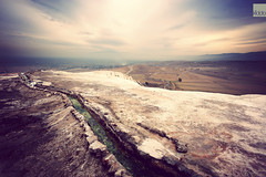 PAMUKKALE HOT SPRING (happykiddo [dead]) Tags: hot turkey spring nikon voigtlander 20mm 365 ultrawide pamukkale skopar f35 d700 slii