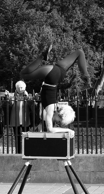 Fringe on the Royal Mile 2011 080