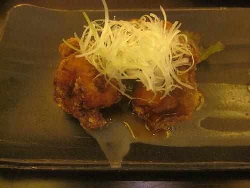 からあげ油淋鶏@akitaka(練馬)