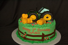 "tractor 3-D cake • <a style=""font-size:0.8em;"" href=""http://www.flickr.com/photos/60584691@N02/6043651999/"" target=""_blank"">View on Flickr</a>"