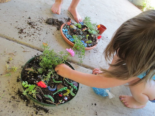 Making Dino Gardens #3