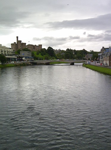 Inverness, capital lof the Highlands