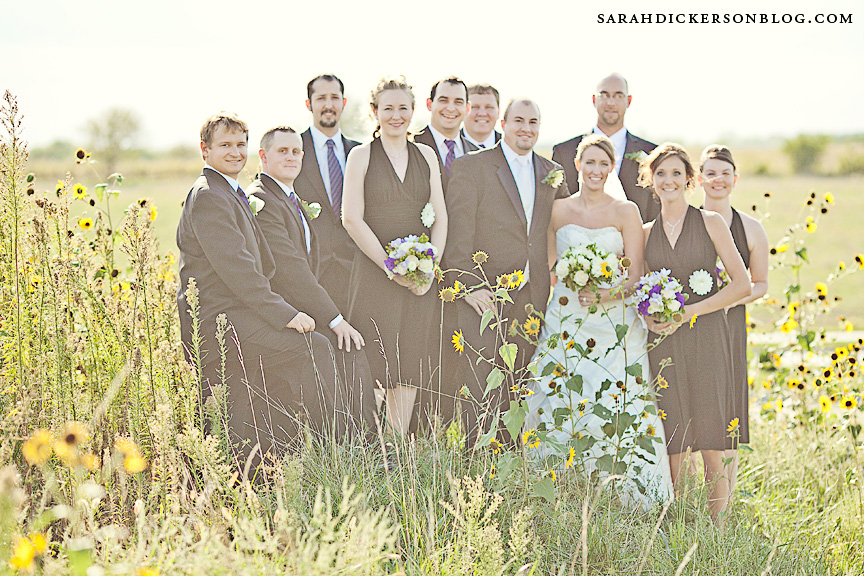 Kansas wedding photography