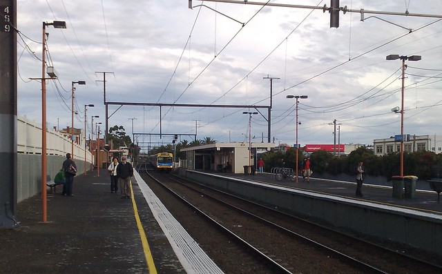 Bentleigh station