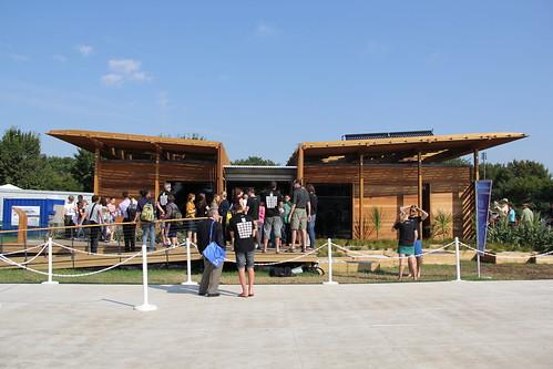 New Zealand's Solar Decathlon First Light House